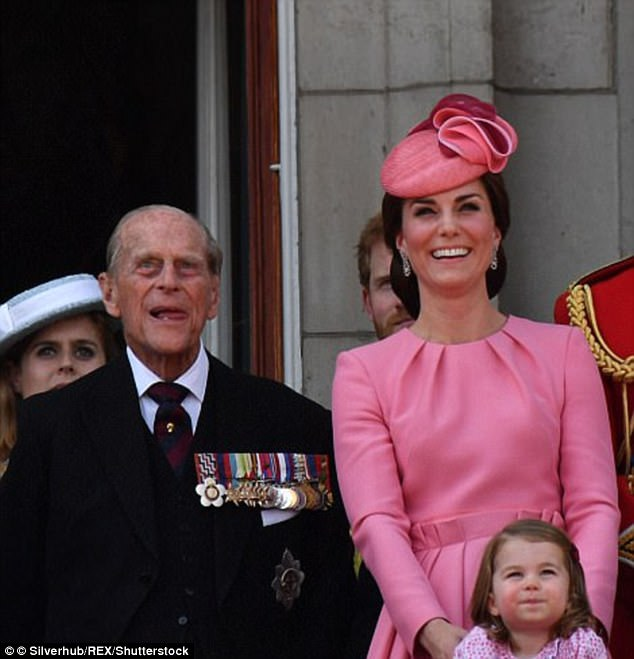 Kate stole the show at Trooping The Colour in a £1,600 ensemble