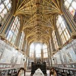 Prince Harry and Meghan Markle will wedat St. George's Chapel inWindsor Castle, England Photo (C) GETTY IMAGES