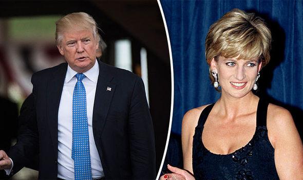 Donald Trump Diana 7368031
