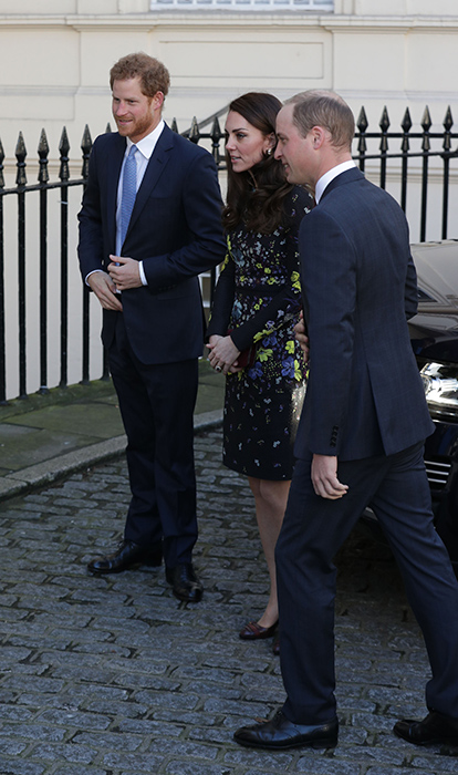 Prince William, Kate and Prince Harry speak out for mental health Photo (C) GETTY IMAGES
