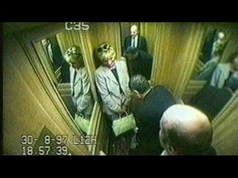 Princess Diana - Final Day CCTV - Raw Footage Photo (C) YOUTUBE