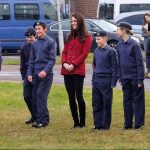 1 Thank you @aircadets for the lovely welcome for The Duchess to your half term skills development camp Photo C KENSINGTON PALACE TWITTER