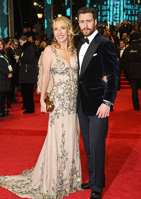 Another couple enjoying a night out in the capital was director Sam Taylor-Johnson and her husband Aaron Johnson. Sam, 49, opted for a stunning embellished nude gown for the film celebration, while Aaron looked dapper in a black tuxedo. The sweet couple tied the knot in June 2012, and are parents to two little girls together, Wylda Rae, born July 2010, and Romy Hero, born January 2012. Photo: © Getty Images Photo: © Getty Images