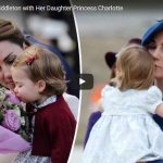Best Moment Kate Middleton with Her Daughter Princess Charlotte
