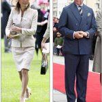 Carole Midldeton and Prince Charles on Fued over children