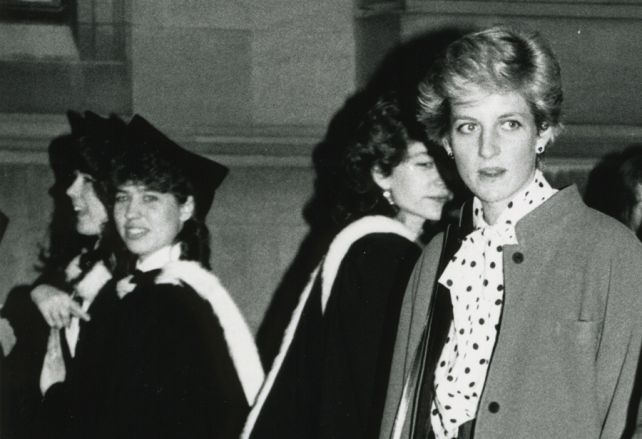 Kate and Diana, 'our 16th-century princesses'