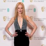 Nicole Kidman stunned in a daring backless sequined dress Photo C EPA