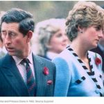 Prince Charles and Princess Diana in 1992