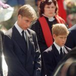 Princess Diana Funeral William And Harry Crying Photo C GETTY IMAGES