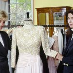 Princess Diana with Catherine at the boutique in London Photo C GETTY IMAGES