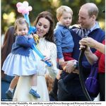 Sibling rivalry Radcliffe 43 said Kate revealed Prince George and Princess Charlotte were competitive
