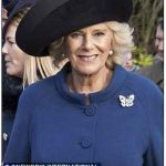 Ten years ago the Duchess of Cornwall pictured was set to attend a public memorial service for Diana having married Charles two years previously