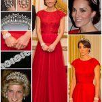 01 Catherine Duchess of Cambridge with Tiaras Photo C GETTY