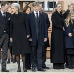 Funeral of Prince Richard of Sayn-Wittgenstein-Berleburg Photo (C) GETTY IMAGES