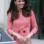 2 Kate Middleton re wore a gingham suit to talk about motherhood and mental health Getty