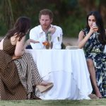 As Harry's date you get to drink champagne and some other drink that's the color of a sunset. Just A Bunch Of Photos Of Prince Harry And Meghan Markle Attending A Wedding Together