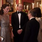 At the gala dinner tonight William said The connections between our nations run deep – ties of history ties of values ties of friendship and family