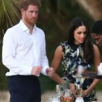 Britains Prince Harry went to Jamaica in order to attend the wedding ceremony of the couple Tom Inskip and Lara Hughes Young who are one of his closest friends