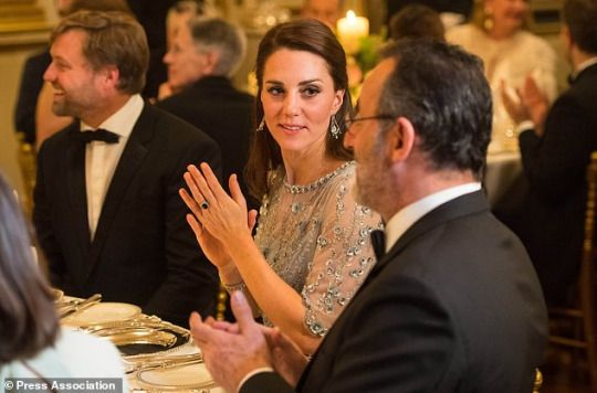 Kate, Duchess of Cambridge Photo (C) GETTY IMAGES