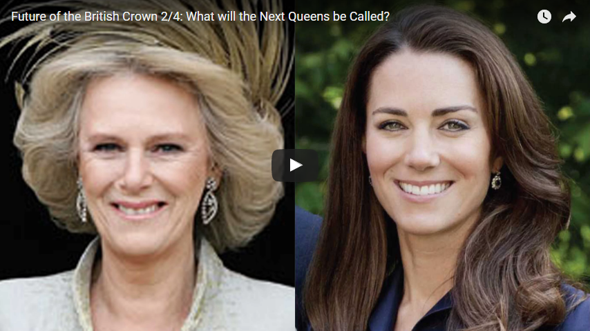 Future British Crown Next Queens Queens be Called Future of British