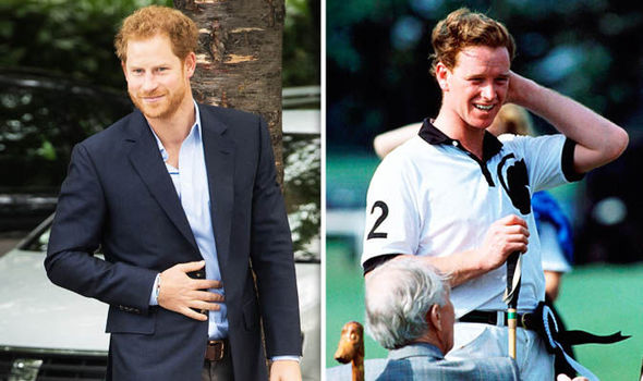 James Hewitt denied the rumours he is the father of Prince Harry Photo C GETTY