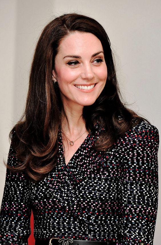Catherine Duchess of Cambridge during her visit to Paris Photo C GETTY IMAGES