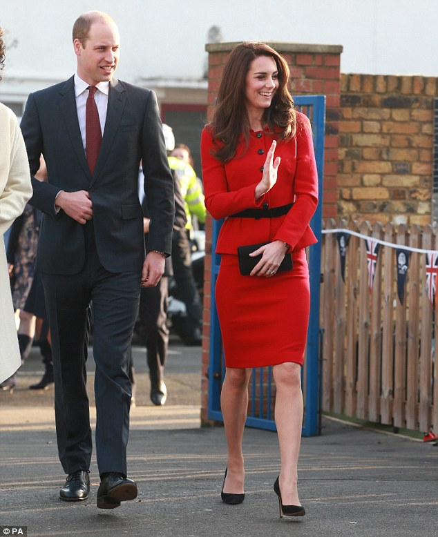 Kate William Tribute to Iraq and Afghanistan