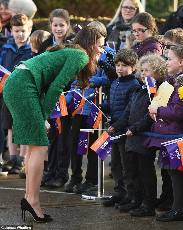 Kate Middleton Photo (C) GETTY IMAGES