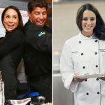 Meghan Markle and Kate Middleton Compliments to the Chef. Photo C GETTY IMAGES