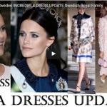 PRINCESS SOFIA of Sweden INCREDIBLE DRESS UPDATE Swedish Royal Family