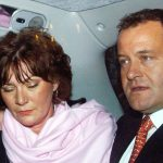 Paul Burrell was married to his wife Maria for 30 years before their divorce Photo C GETTY IMAGES