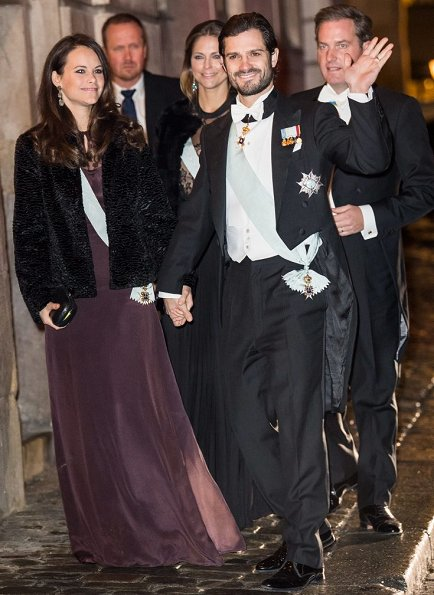 Prince Carl and Princess Sofia of Sweden Photo (C) GETTY IMAGES