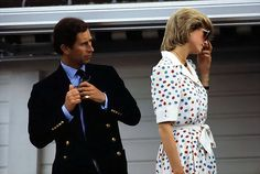 Diana and Prince Charles at EXPO '92 in Seville, Spain Photo (C) GETTY IMAGES