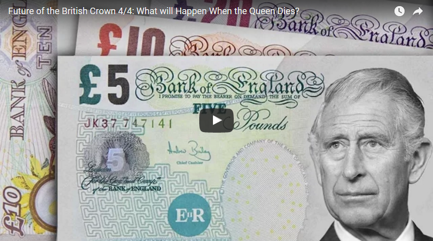 Prince Charles, Queen Elizabeth, Queen, Elizabeth, Dies, Future, Monarch, Pounds, Currency