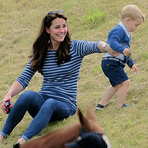 Prince George and Princess Charlotte Elizabeth Diana Photo C GETTY IMAGES 0042.