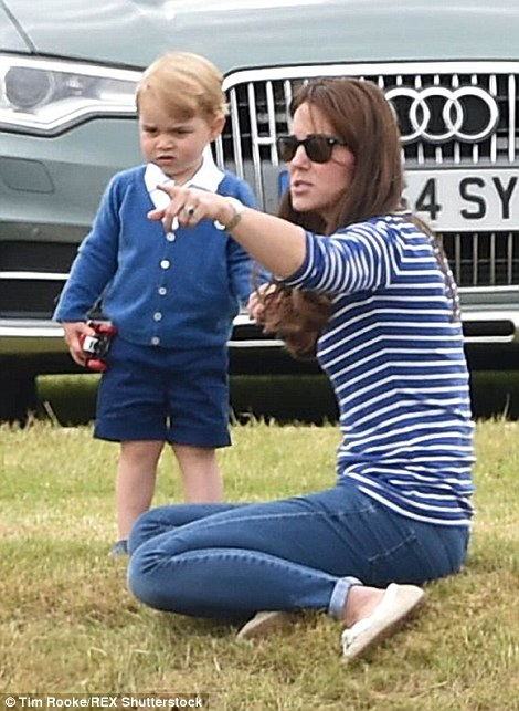 Prince George and Princess Charlotte Elizabeth Diana Photo C GETTY IMAGES 0080.