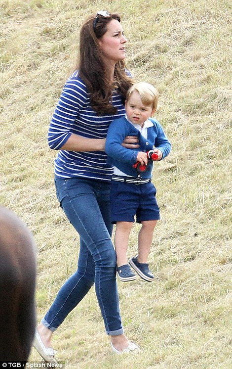 Prince George and Princess Charlotte Elizabeth Diana Photo C GETTY IMAGES 0114.