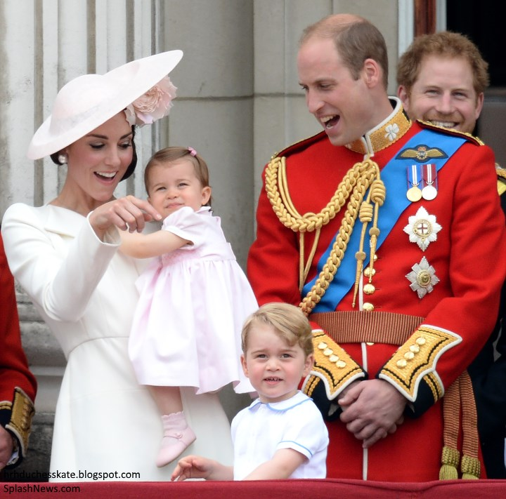 Prince George and Princess Charlotte Elizabeth Diana Photo C GETTY IMAGES 0120.