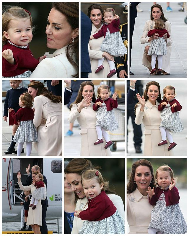 Prince George and Princess Charlotte Elizabeth Diana Photo C GETTY IMAGES 0156.