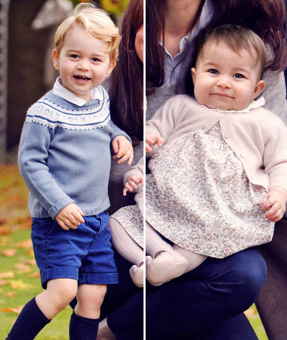 Prince George and Princess Charlotte Elizabeth Diana Photo C GETTY IMAGES 0178.