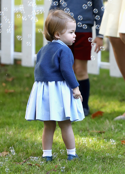 Prince George and Princess Charlotte Elizabeth Diana Photo C GETTY IMAGES 0195.