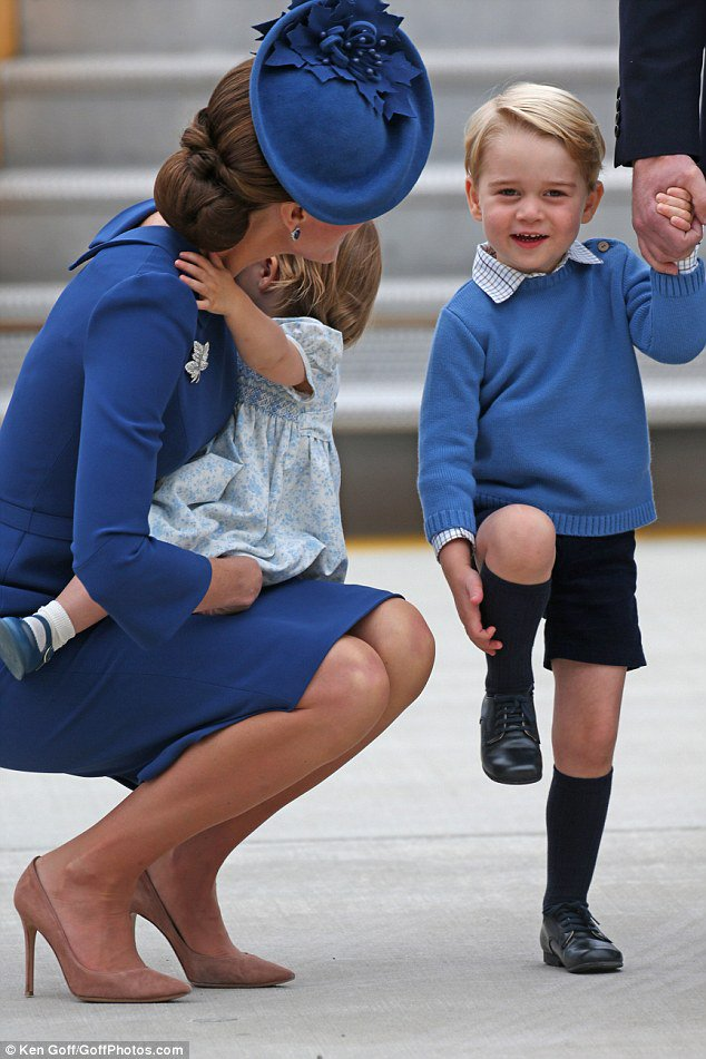 Prince George and Princess Charlotte Elizabeth Diana Photo C GETTY IMAGES 0146.
