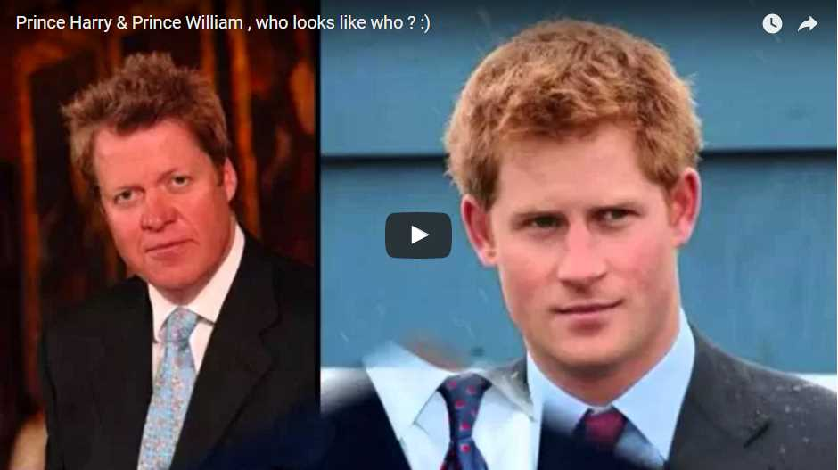 Prince Harry & Prince William, who looks like who