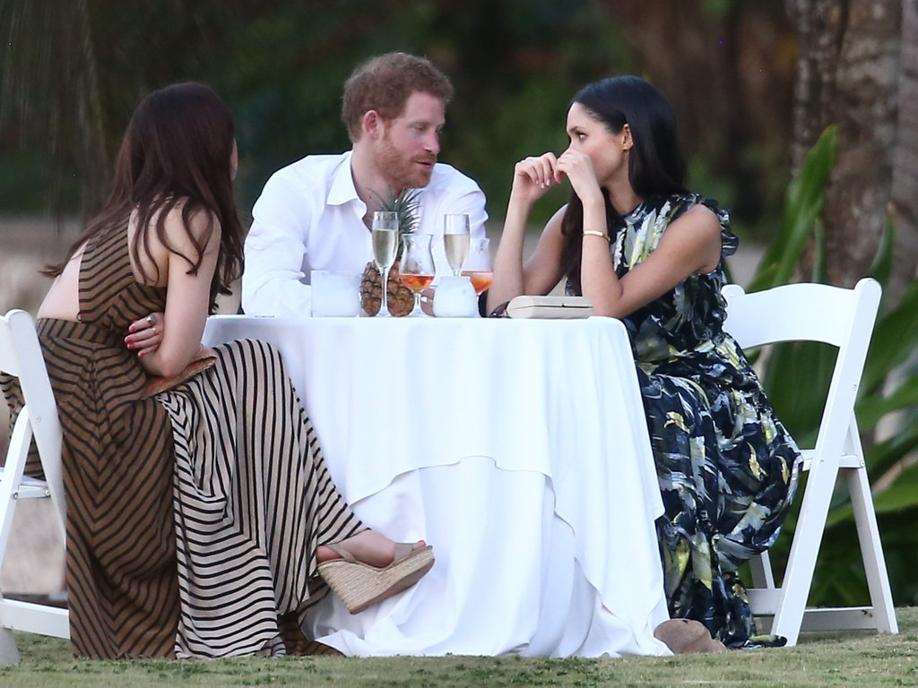 Prince Harry and Meghan Markle at Wedding in Jamaica 2017 Photo C GETTY