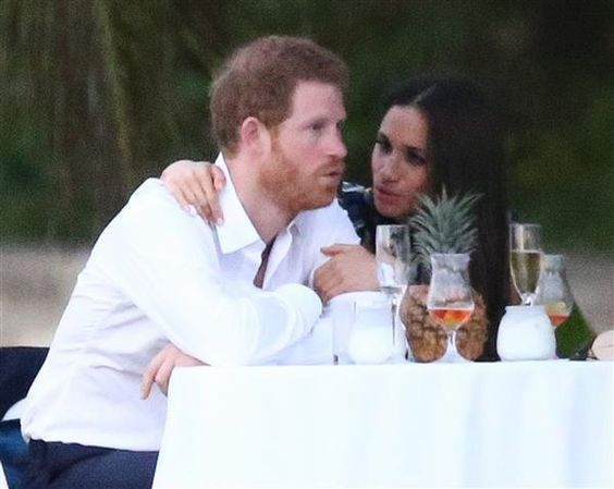 Britain's Prince Harry went to Jamaica in order to attend the wedding ceremony of the couple Tom Inskip and Lara Hughes-Young who are one of his closest friends Photo (C) FameFlynet