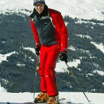 Prince William pictured in Switzerland in 2004 is a talented skier Photo C GETTY IMAGES