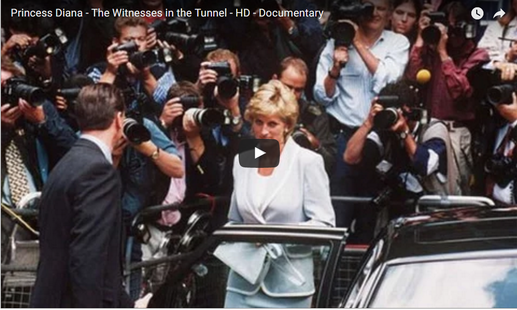 Princess Diana The Witnesses in the Tunnel HD Documentary