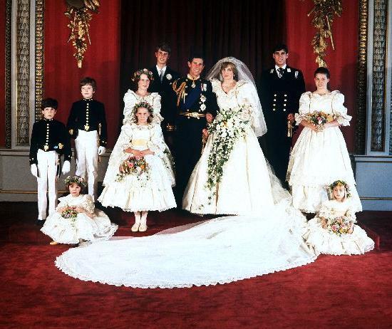 Princess Diana Wedding Day Photo C Getty Images 0048 Dianalegacy