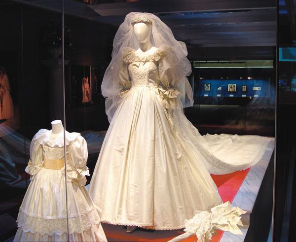 Princess Diana Wedding Day Photo C GETTY IMAGES 0099
