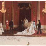 Princess Diana Wedding Day Photo C GETTY IMAGES 0145